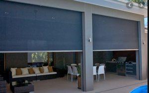 Retractable Outdoor Blinds Adelaide